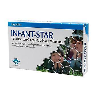 MontStar Jelly Infant Star Omega 20 vials