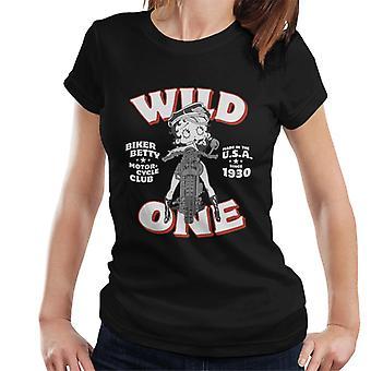 Betty Boop Wild One Women's T-Shirt