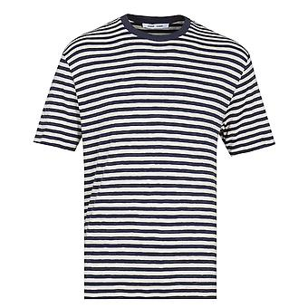 Samsoe & Samsoe Saleby 11566 Navy T-Shirt