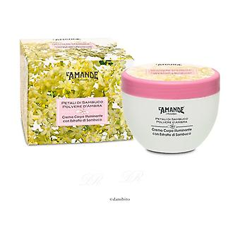 Amber Powder Body Cream 300 ml of cream