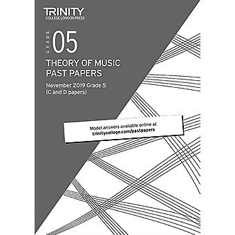 Trinity College London Theory Past Papers Nov 2019 Grade 5 by College London & Trinity