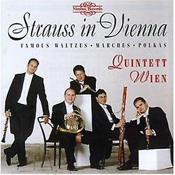 J. Strauss - Strauss in Vienna: Famous Waltzes, Marches and Polkas [CD] USA import
