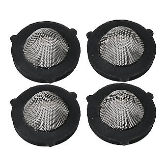 4pcs 285452rp Washer Fill Hose Gasket Filter