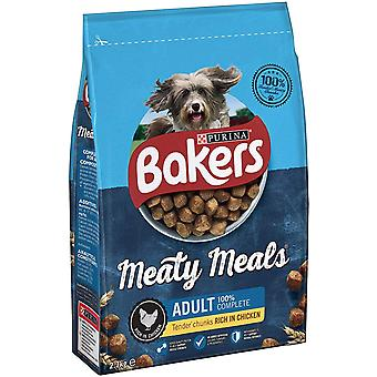 Bakers Complete Meaty Meals - Chicken 2.7kg