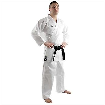 Adidas Adult karate Club Suit-hvid