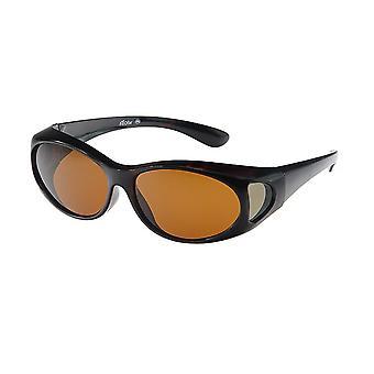 Sunglasses Unisex Conversion dark havanna category 4 VZ-0002B4