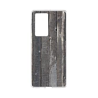 Hull For Huawei P40 Pro Soft Effect Wooden Boards