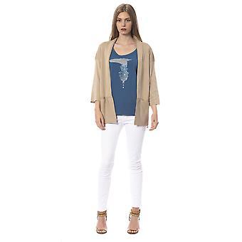 Trussardi Jeans W Cameo Sweater TR856274-XS