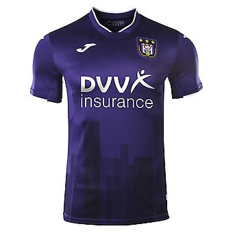 2020-2021 Anderlecht Home Shirt