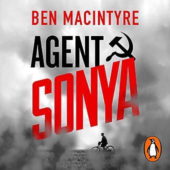 Agent Sonya by MacIntyre & Ben
