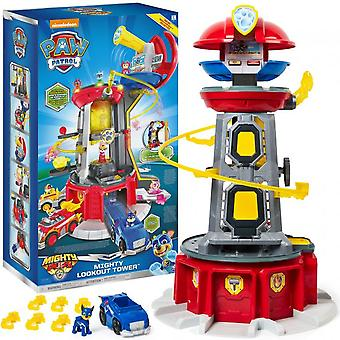 Paw Patrol, Mighty Pups Mighty Lookout Tower