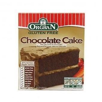 Orgran - Chocolate Cake Mix 375g