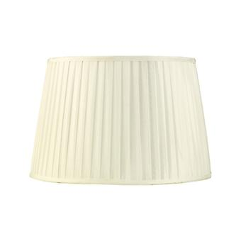 40 Cm Fabric Conical Lampshade Ivory