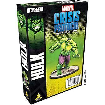 Protocollo di crisi Marvel Hulk
