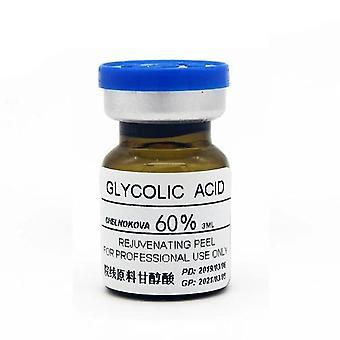 Glycolic Acid 60% Sample For Skin Peeler - Acid Remove Acne Pockmark Peeling