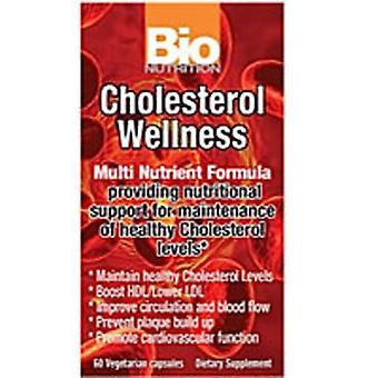 Bio Nutrition Inc Cholesterol Wellness, 60 vcaps
