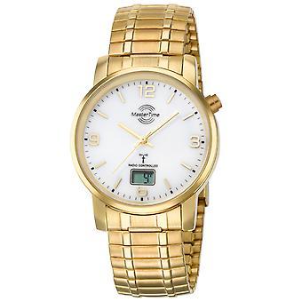 Mens Watch Master Time MTGA-10312-12M, Quartz, 41mm, 3ATM