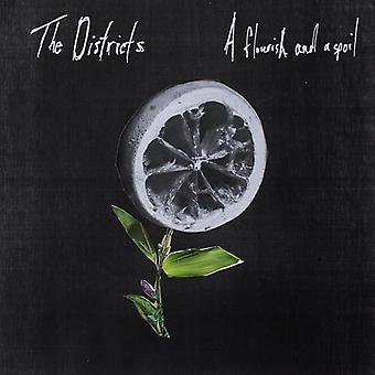 Districts - Flourish & a Spoil [Vinyl] USA import
