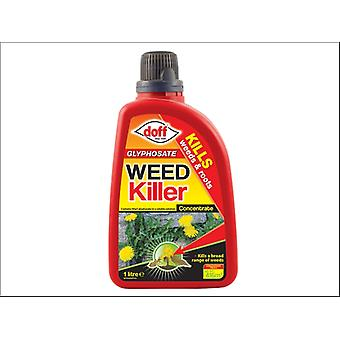 Doff Glyphosate Weedkiller Concentrated 1L