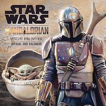 Star Wars The Mandalorian Calendar 2021