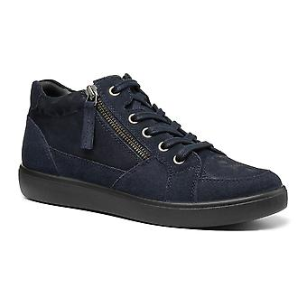 Hotter Women's Rapid Slim Lace Up Deck Zapatos