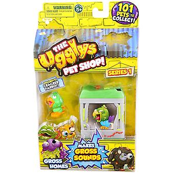 The Ugglys Pet Shop Series 1 Gross Homes