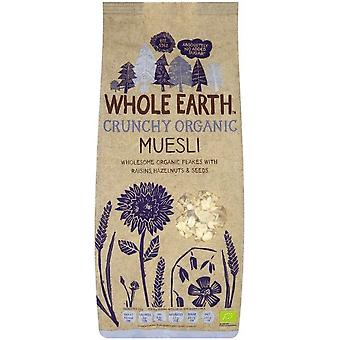 Whole Earth Organic Style Suisse Muesli 750g x12