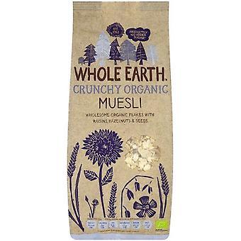 Whole Earth Organic Swiss Style Muesli 750g x12