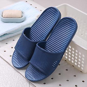 الصيف الداخلية النعال الطابق أحذية مسطحة داخلية رجل / امرأة الحمام النعال الرئيسية