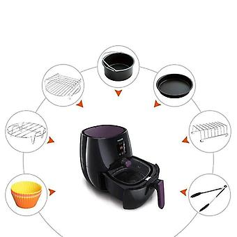 Air Fryer, 9 Pieces For Gowise Phillips And Cozyna Air Fryer, Fit 4.2 Qt To 5.8