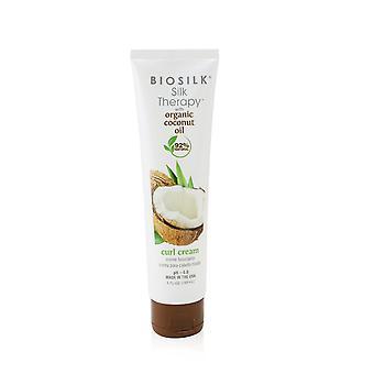 Silk therapy with coconut oil curl cream 257363 148ml/5oz
