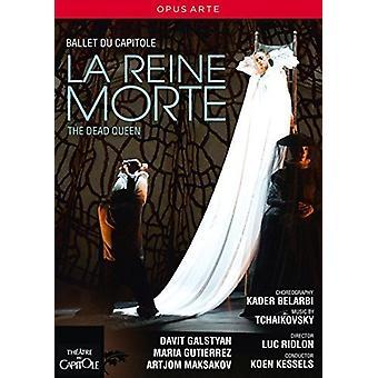 La Reine Morte [DVD] USA import