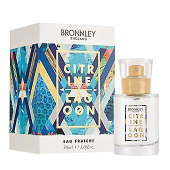 Bronnley Citrine Lagoon Eau Fraiche 30ml Spray