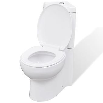 Ceramic TOILET toilet corner white