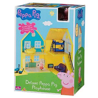 Brinquedo de luxo peppa pig