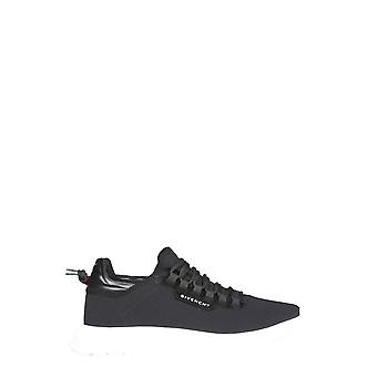 Givenchy Bh003ah0n3001 Heren's Black Polyester Sneakers