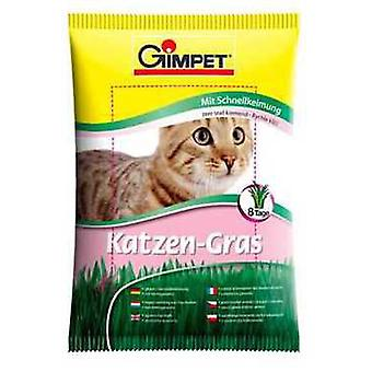 Gimpet Cat-Grass in Bag 100g (Cats , Cat Nip, Malt & More)