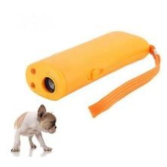 Haustier Hund Trainingsgeräte Ultraschall Repeller 3 In 1 Steuertrainer Gerät