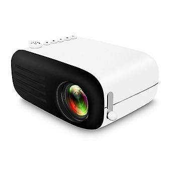7000 Lumens, Mini 3d Led Projector With Remote Control