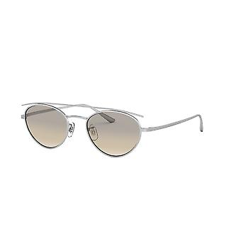 Oliver Peoples Hightree OV1258ST 503632 Silver/Shale Gradient Sunglasses