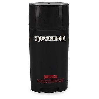 True Religion Drifter Deodorant Stick (Alcohol Free) Por True Religion 2.75 oz Deodorant Stick