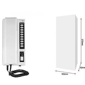 Depo Ofisi İçin Genişletilebilir Interphone Ahizeler