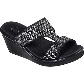 Skechers naisten rumble päällä Bling Gal kesä sandaali