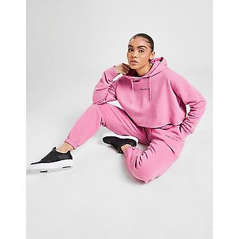 New Supply & Demand Women's Gothic Logo Joggers from JD Outlet Pink