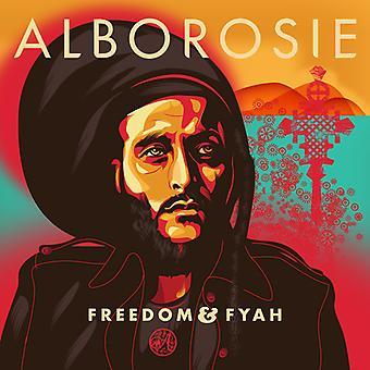 Alborosie - frihed & Fyah [Vinyl] USA import