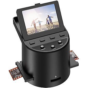 Wokex Hochauflösender 22MP Diascanner,Konvertiert Super-8-Filme, 35-mm-Dias und -Negative,110 und