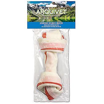 Arquivet Czerwona Kość Supełkowa 240Gr. 24 Cm. (Psy , Smakołyki , Kości)