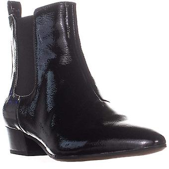 Franco Sarto Women's Shoes Archie2 Leather Pointed Toe Ankle Fashion Boots