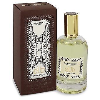 Enrico gi oud magnifico eau de parfum spray (unisex) by enrico gi 543354 100 ml