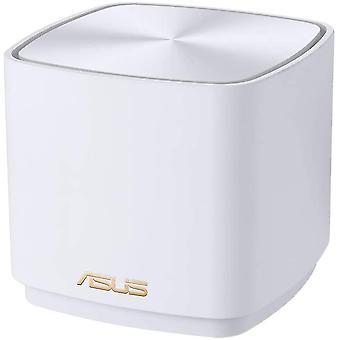 FengChun Ai Mesh AX-WLAN System ZenWiFi XD4 Weiß (1er Pack, AX1800 WiFi 6, 2x Gigabit LAN, App